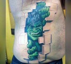 100 Incredible Hulk Tattoos For Men - Gallant Green Design Ideas Hulk Tattoo, War Tattoo, Star Wars Tattoo, Comic Tattoo, 2pac Tattoos, 3d Tattoos, Chicano Style Tattoo, Chicano Tattoos, Cover Up Tattoos For Men