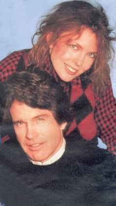 Diane Keaton and Warren Beatty