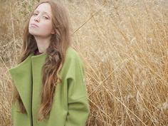 Abrigo de lana 100%. http://www.lapipadelapaz.es