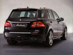 https://flic.kr/p/TQqN81 | Lorinser ML-Klasse / ML-Class (Mercedes-Benz); 2012_3