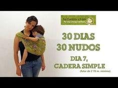 Día 7.- Cadera simple #30dias30nudos   De Monitos y Risas