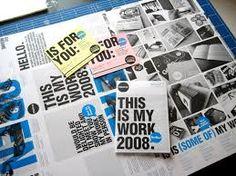 graphic design print portfolio ideas - Google Search