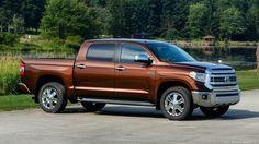Toyota Tundra CrewMax 1794 Edition - 2014