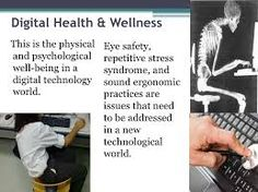 Image result for Digital Health and Well Being Eye Safety, Health And Wellbeing, Digital Technology, Physics, Psychology, Health Care, Stress, Image, Physics Humor