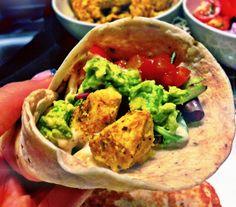 Gluten Free Protein Tortillas | Loujii