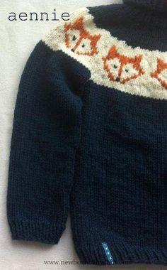 Baby Knitting Patterns Strickpulloveranleitung aennie: Strickwahn statt Näh-Burnout...