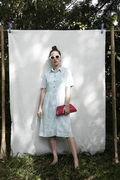 Items similar to Vintage MOD short sleeve dress, vintage floral print dress, vintage white and sky blue floral print dress, day dress on Etsy 60s Vintage Clothing, Dress Vintage, Vintage Outfits, 60s Mod, Floral Prints, Short Sleeve Dresses, Shirt Dress, Trending Outfits, Shirts