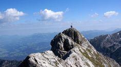 Der Tirolerkogel im Tennengebirge: Es sind einige Höhenmeter zu überwinden vom Tal der Salzach hinauf ins Tennengebirge. Als Zwischenstation liegt das Leopold-Happisch-Haus ideal am Weg. Zur Bergwanderung: http://www.nachrichten.at/freizeit/freizeit_tipps/tourentipps/Der-Tirolerkogel-im-Tennengebirge;art268,1487897 (Bild: Peham)