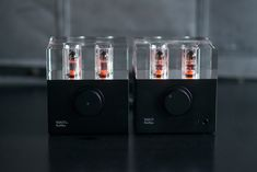 WA7 Fireflies with the WA7tp vacuum tube power supply