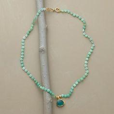 Prophecy necklace