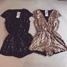 Such cute rompers for new years outfit Looks Party, Mode Lookbook, New Years Outfit, New Years Eve Outfit Ideas Winter, Cute Rompers, Looks Style, Mode Style, Dress Me Up, Passion For Fashion