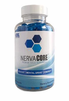 NERVACORE® - 90 CAPSULES