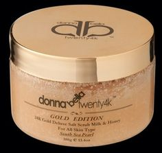 Donna Bella milk and Honey scrub Skin Pearl, Dead Sea Minerals, Milk And Honey, Sea Pearls, Best Anti Aging, Natural Solutions, Our Body, Body Scrub