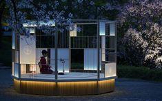 組み立て式お茶室「MUJYOAN - 無常庵」