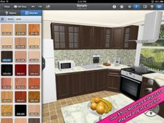 Interior Design for iPad - This app has been designed incredibly well and offers just about everything you could ever want in a sketching utility, and then some. It easily lets you use just your iPad to go from a mere 2D floorplan sketch of a house all the way to a fully rendered 3D model of how you're going to design it. Then you can export this rendering to give to your clients for their approval or feedback and drastically streamline your work process. Highly recommended!
