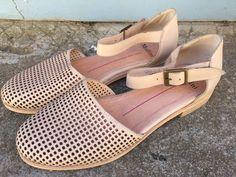 """Neutral Chic Mollini Leather Sandals """"Quaver"""" 37 New! in Clothing, Shoes, Accessories, Women's Shoes, Sandals Leather Sandals, Espadrilles, Neutral, Chic, Ebay, Accessories, Shoes, Women, Fashion"""