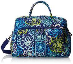Vera Bradley Weekender Duffle Bag, Katalina Blues, One Size Vera Bradley http://www.amazon.com/dp/B00WIP5G90/ref=cm_sw_r_pi_dp_Rl9Tvb0ZHY3F1
