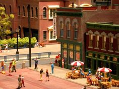 Custom Model Railroads, layouts and kits