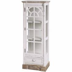 New England Glazed Unit display cabinet #HillInterior