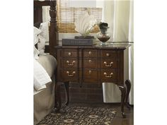 Shop for Fine Furniture Design and Mkt Suffolk Lowboy, 1020-114, and other Bedroom Chests and Dressers at Brownlee's Furniture in Lawrenceville, GA. The American Cherry collection inspired by original pieces of American built antiques. Fine Furniture Design has taken those original pieces and updated the scale, function and beauty, to create a new and more exciting look for today's consumer looking for a traditional styled home furnishings for their 21st century home.