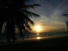 Nascer do sol em Praia de Manaira Foto:Lynaldo Cavalcanti