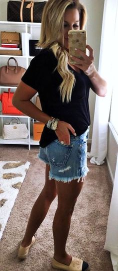 Casual OOTD Summer Outfits 8