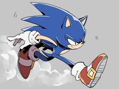 Sonic The Hedgehog, Classic Sonic, Sonic Franchise, Sonic Fan Characters, Sonic And Shadow, Sonic Fan Art, Game Character Design, Super Smash Bros, Fun To Be One