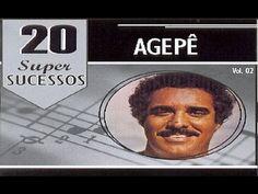 Agepê - 20 Super Sucessos Vol 2 - CD Completo