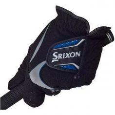 Srixon S0081710 - Golf Glove Color: Black Size: ML