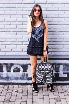 LookNahCardoso – Mochila – It bag do momento