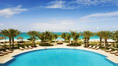 Seven Stars Resort: On 22 acres of grounds fronting Grace Bay, Seven Stars offers a family-friendly beach getaway.
