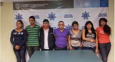SEMANARIO BALUN CANAN: Seis delincuentes con cara de inocentes detenidos ...