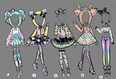Pending- Fairy Kei-OPEN AUCTION by Guppie-Adopts on DeviantArt