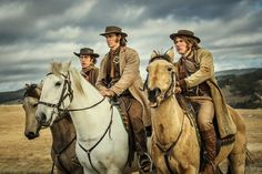 'The Legend of Ben Hall' MOVIE REVIEW: A Handsome, Uniquely Aussie Western