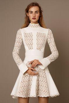 Alexander McQueen Pre-Fall 2015 Collection Photos - Vogue