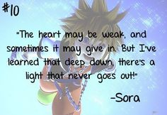 Kingdom Hearts Quotes Pleasing A Qoute From Kingdom Hearts  Kingdom Hearts Quotes  Pinterest . Inspiration Design