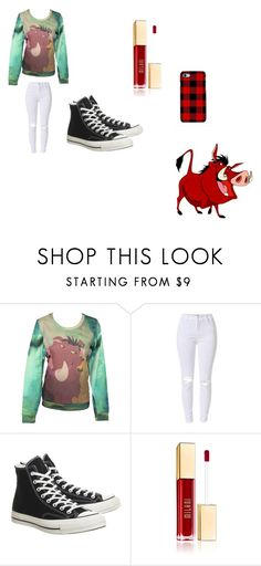 """""""lion king"""" by aenoch-1 ❤ liked on Polyvore featuring Disney, Converse and Samsung"""