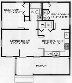 1000 images about cabins on pinterest cabin plans for House plans 24x24
