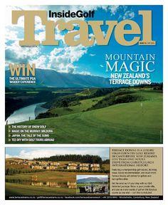 Inside Golf Travel October 2014  www.thetravelspark.com