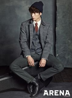 Seo Kang Joon - Arena Homme Plus Magazine October Issue '14