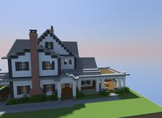 Another Small house, WIP Minecraft Project