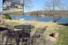 Mill Creek Waterfront !Fantastic ... Views & Deep Water! Perched on a knoll w/panoramic views, this home is ready for the family to enjoy  while boating, crabbing, fishing, kayaking, jet skiing,  entertaining & more! The perfect place for year round living or vacation home! Freshly painted interior & new carpet ! 3 bdrm 2 baths - garage, shed ,patio & balcony. Front views of Leason Cove too! Come See!