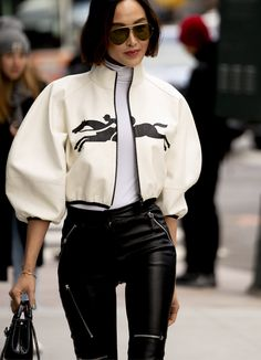 Best Street Style of NYFW - Fall 2020 | Style | Editorialist