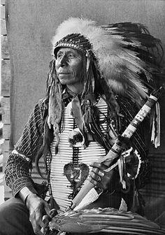 SICANGU MAN , 1908