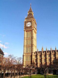 Big Ben.