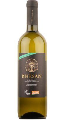 IGP Lazio Bianco Trebbiano Rhesan No Added Sulphur / Organic White Wines #organic #vegan #lowSulphur