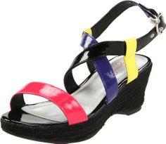 de3635c8b Jessica Simpson Benie Ankle-Strap Sandal (Little Kid Big Kid)