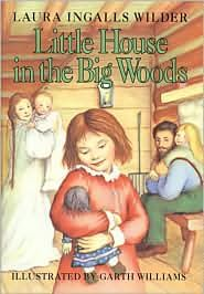 My review for Little House in the Big Woods by Laura Ingalls Wilder. http://barbiekait.booklikes.com/post/849322/little-house-in-the-big-woods-by-laura-ingalls-wilder-book-review