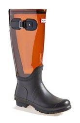 Hunter 'Original' Clear Waterproof Rain Boot (Women)