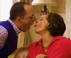 Arrested Development - Buster and Lucille